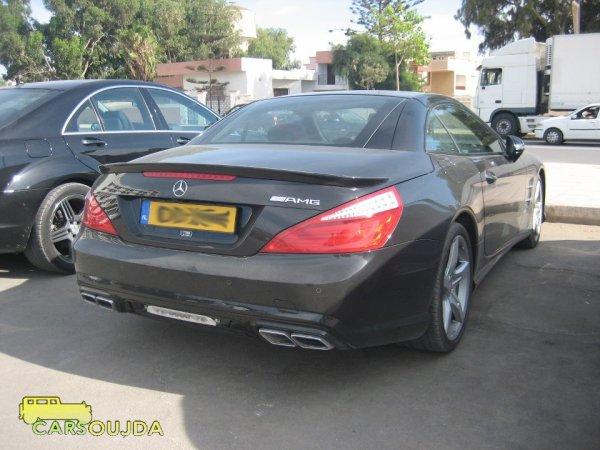 Mercedes SL ////AMG