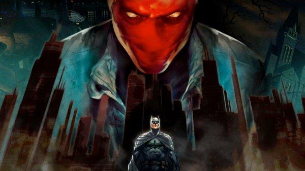 Batman : Under The Red Hood