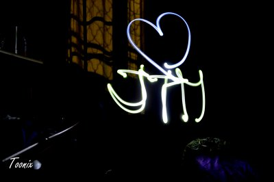 Light Painting life !