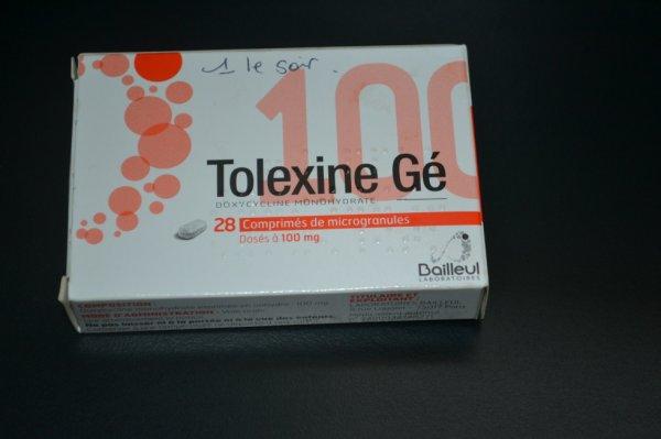 Début du Traitement pour l'acné - Blog de Testdeproduit