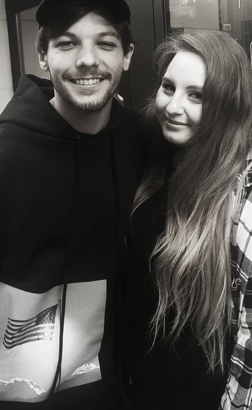 Louis à Londres le 15.06.2017