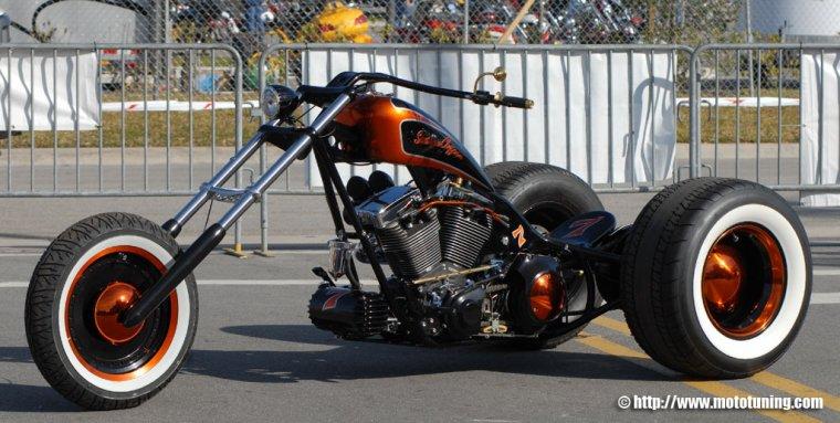 Moto Américaine