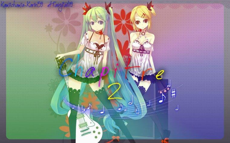Chapitre II Vocaloid