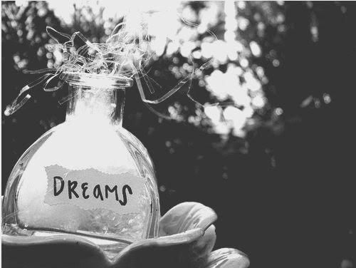 Crois en tes rêves.