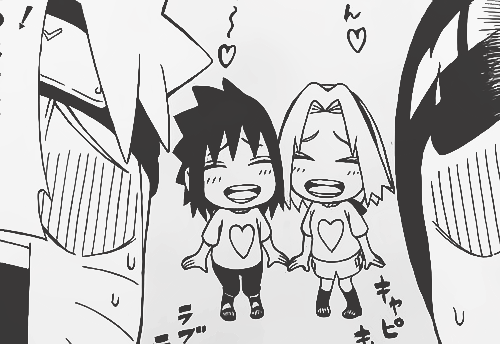 SasuSaku Love !