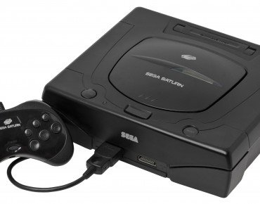 console sega saturn re branché /