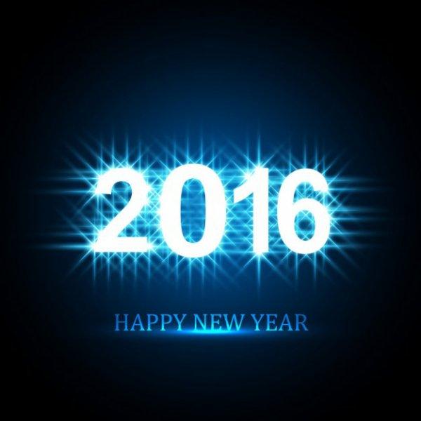 2016 - bonne année 2016-