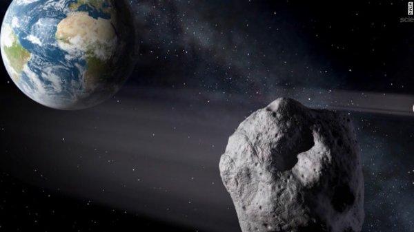 asteroide mars 2016