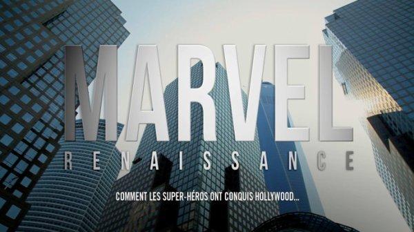 tv  emission : Marvel renaissance /rec