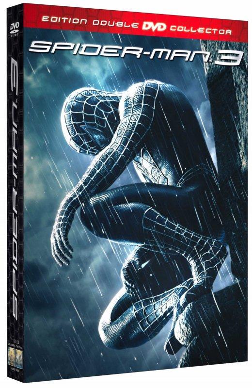 mes dvd sipderman 3 dvd collector