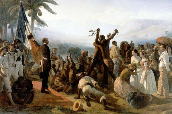 10 mai 2017 Commemoration de l abolition de l esclavage en France