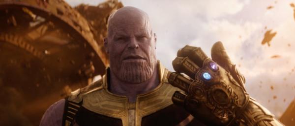 Thanos Da boss mdr /Avengers 3