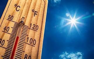 Canicule fraichitude /40 degré