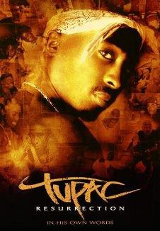 dvd Tupac resurrection