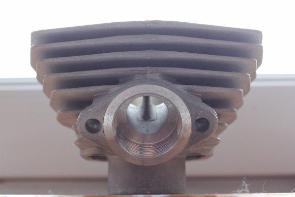 Projet d'une customisation d'un Peugeot TSMR en Scrambler