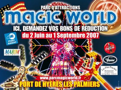 parc attraction hyeres