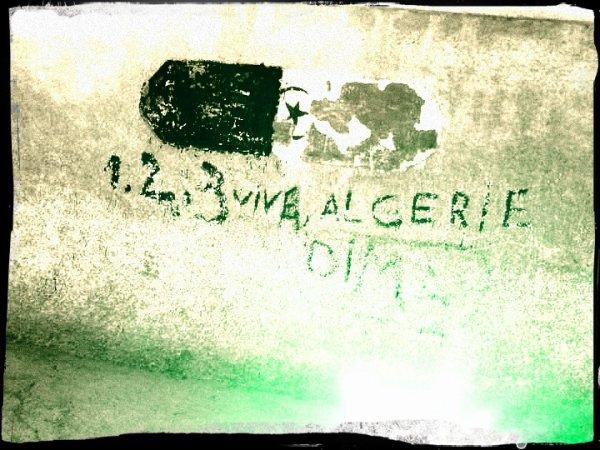 Yeàh!! C l'AlgéRie Men!! ;)