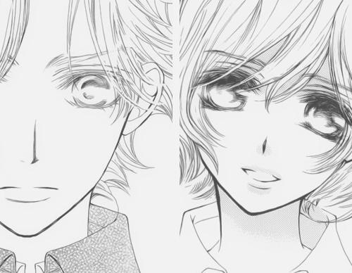 Scan du mangas (+colo) :
