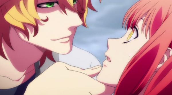 Scan de l'Animé Uta no prince-Sama :