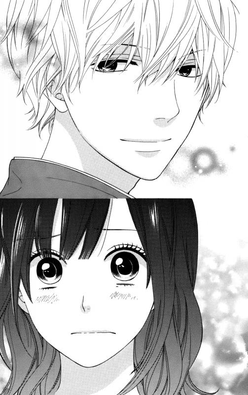 Scan du mangas : Wolf Girl & Black prince.