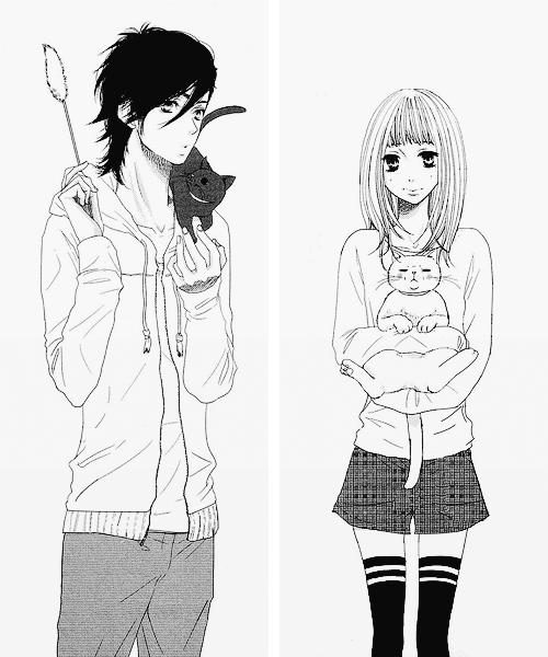 Scan du mangas : Sukitte ii na yo