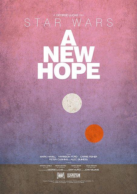 Star Wars IV : un nouvel espoir