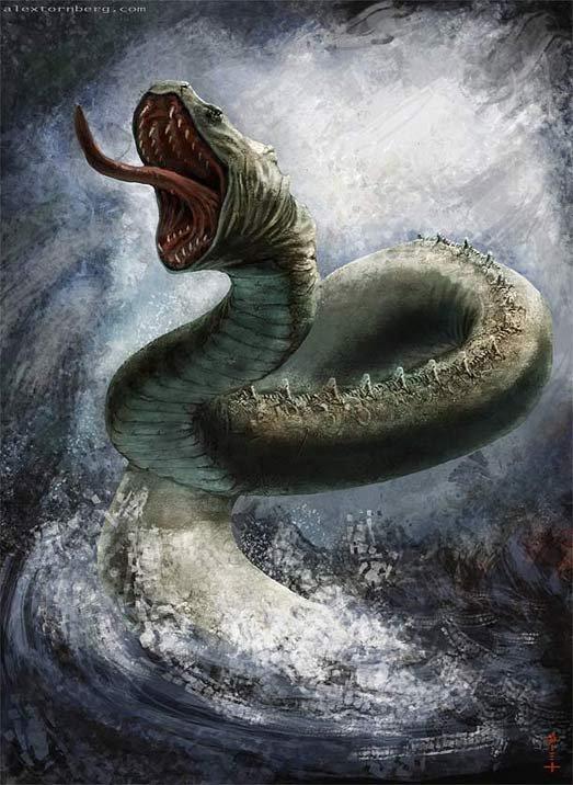 mythologie nordique 2 - Blog de T-Byakko