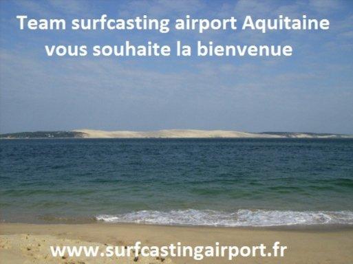nouveau forum pour apprendre le surfcasting sur l'aquitaine