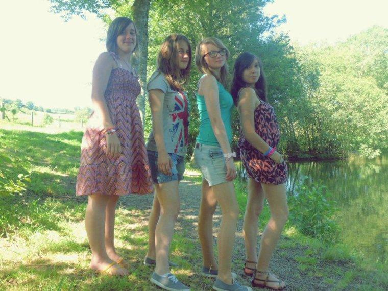 L'amitié est qu'elle que chose de très fort et de très fragile