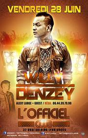 AUTRES PAGES OFFICIELLES DE WILLY DENZEY !