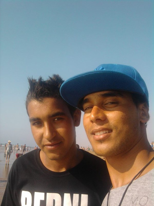 me and oussama