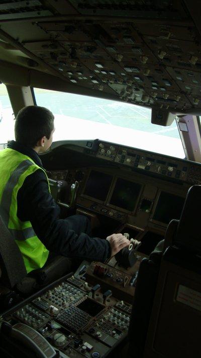 Moi Dans Un 777-300 (Yy'