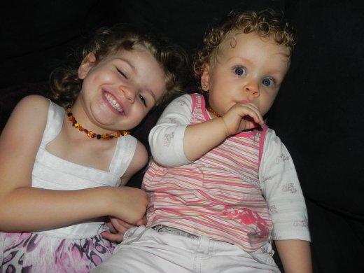 ma nièce et ma filleule