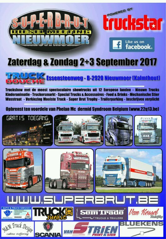 Superbrut diesel meeting 2017