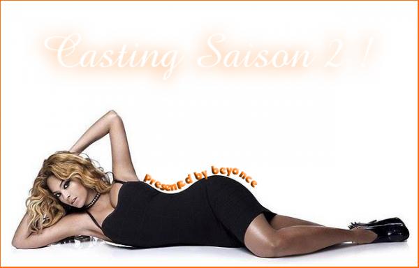 Casting Saison 2 !