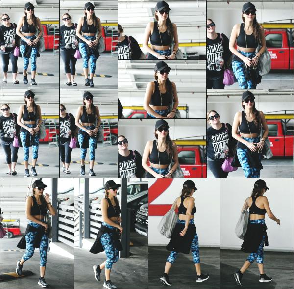 - 04.02.17 ─ Notre Jess Alba est photographiée alors qu'elle venait de quitter son cours de sport dans Los Angeles[/s#00000ize]Jessica portait une tenue de sport basique, comme a son habitude. Elle était aussi accompagnée de l'une de ses amies pour se cours. C'est un top pr moi  -