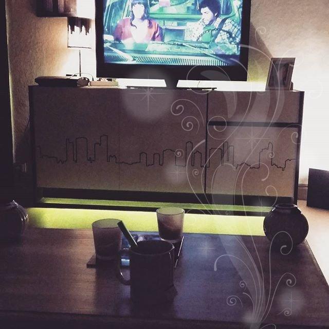 °○ Home sweet home.