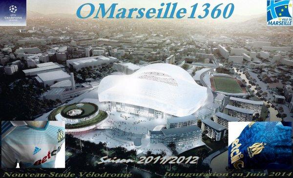 Bienvenue sur OMarseille1360