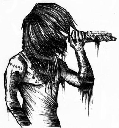 Pour commencer, on va être clair ! Emo n'est pas que un style vestimentaire où un truc encore plus loufoque ! C'est également une façon de penser mais c'est AVANT TOUT un style musical !  l'Emo est un sous-genre du punk hardcore. Emo est la réduction du terme Emocore, lui-même la combinaison des termes Emotional Hardcore . Cette culture hardcore, dite Straight Edge est associé à des sentiments néo-romantique créant de cette façon un large nuancier d'émotion et de possibilités. Nous sommes ainsi entre joie et colère, douleur et bonheur, avec un travail sur la finesse des guitares donnant un peu plus d'harmonie aux différentes compositions.