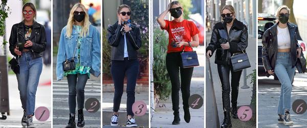 Ashley Benson's Look : Voici un nouveau type d'article, regroupant cette fois-ci certaines des tenues de tous les jours d'Ashley.  Quelle(s) tenue(s) préférez-vous ? Celle(s) que vous aimez le moins ? Aimez-vous cette actrice ? Mes préférées : 1, 6, 9, 12.