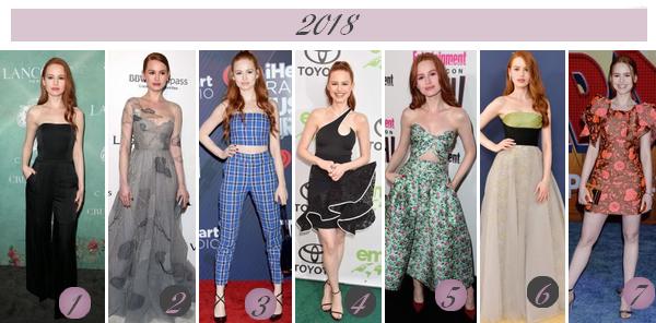 Madelaine Petsch's Look : Voici un second article regroupant les plus beaux look de Madelaine de 2018 à 2019. Quelle(s) tenue(s) préférez-vous ? Celle(s) que vous aimez le moins ? Aimez-vous Madelaine ? Mes préférées : 1, 6, et 12.