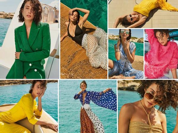Septembre 2020 : L'actrice espagnole Maria Pedraza a réalisé un photoshoot pour le magasine Mujer Hoy. Avant de tomber dans l'hiver et d'avoir des shoot dans les tons un peu plus fades, en voici un très coloré que j'aime beaucoup. Des avis ?
