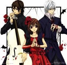 vampire knight (manga)
