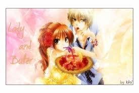 lady and butler (manga)