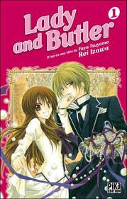 lady and butler (manga)