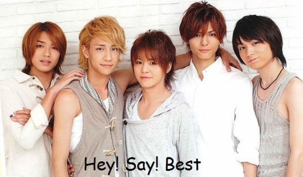 hey! say! jump (musique)