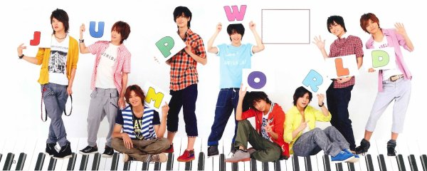 fiction hey! say! jump