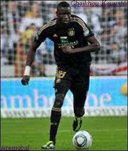 Cheikhou Kouyaté