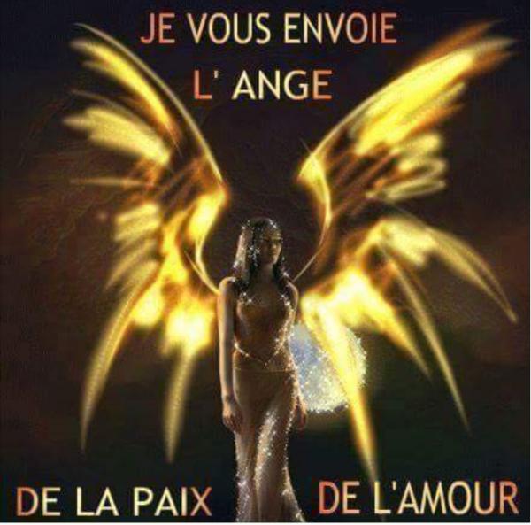 L'Ange de l'Amour et de la Paix