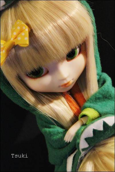 Jade, ma cinquième Pullip.